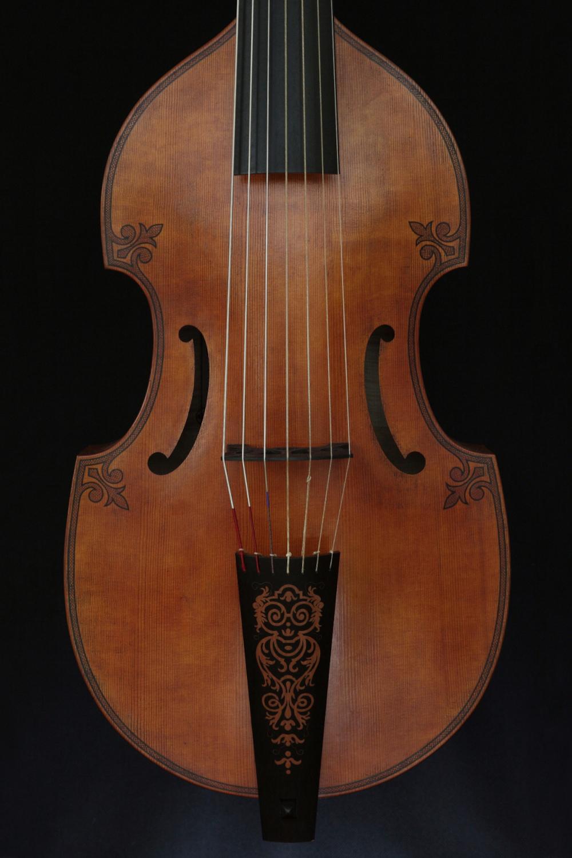 Viola bajo modelo M. Colichon