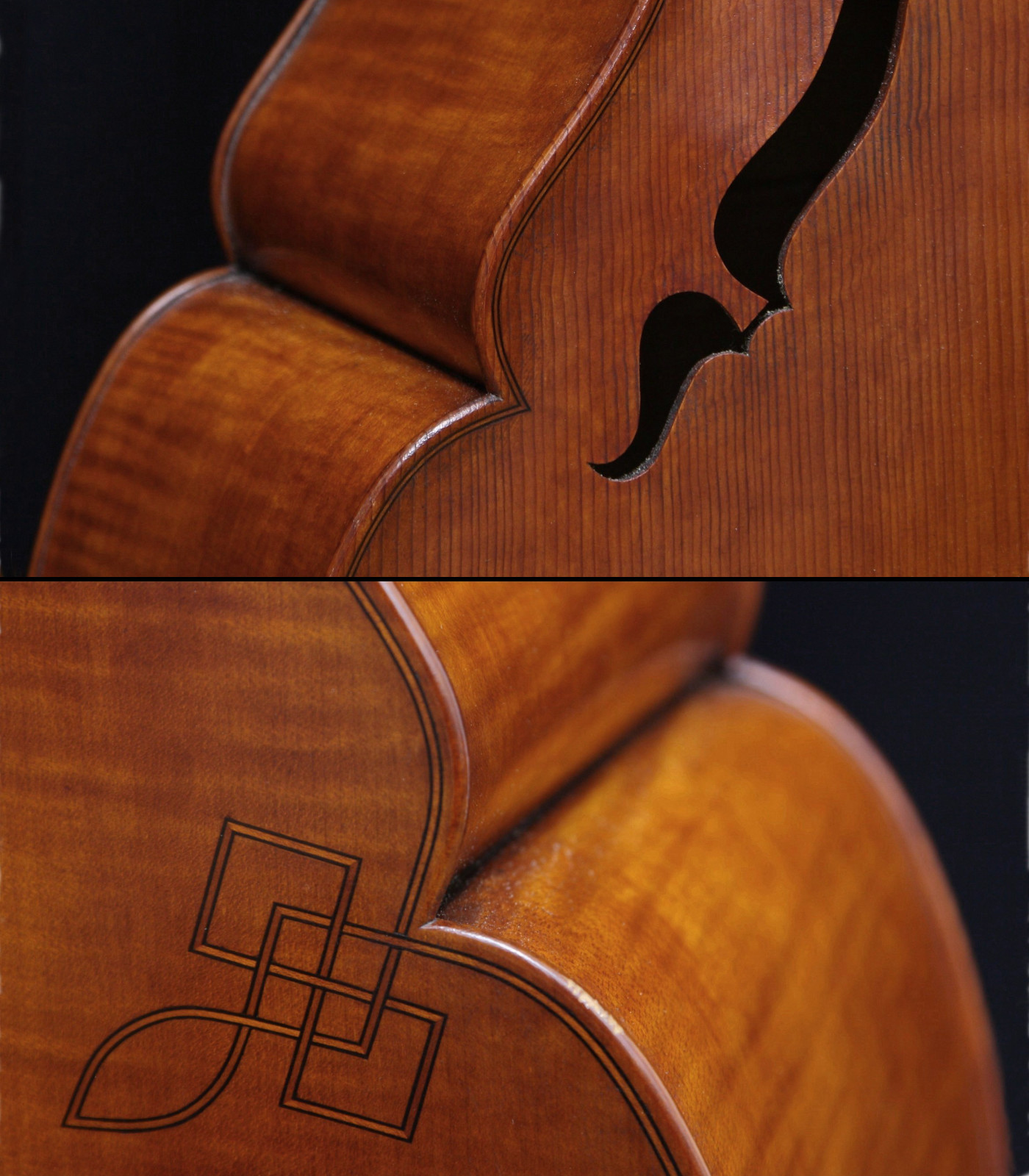 Violone en sol modelo M. Regenspurger